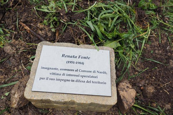 Nuovi Giusti al Giardino di Perugia: Anna Frank, Renata Fonte, Emma Thomas