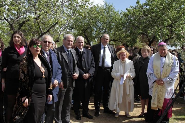 Nella Valle dei Templi di Agrigento