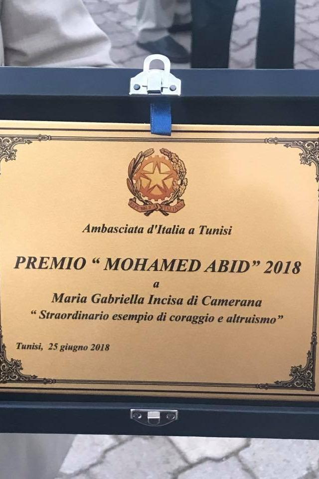 Premio Mohamed Abid 2018