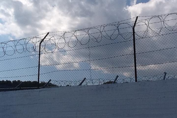 Campo di Moria, la prigione