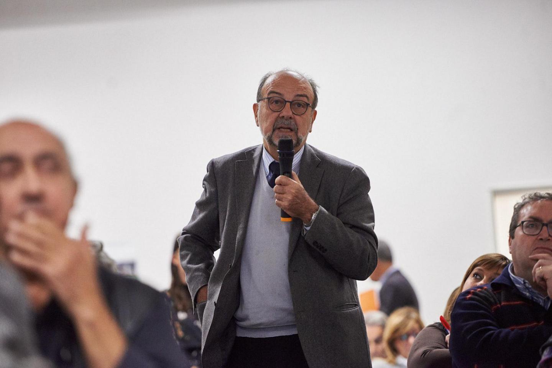 Giorgio Mortara, vicepresidente UCE