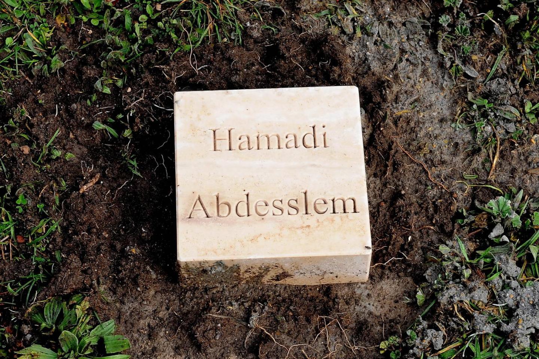 Il cippo per Hamadi ben Abdesslem