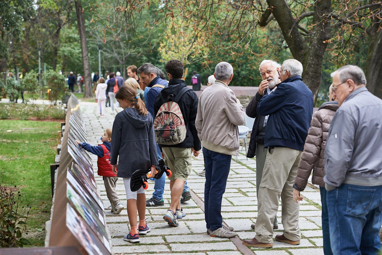 Mostra sulla storia del Giardino di Milano