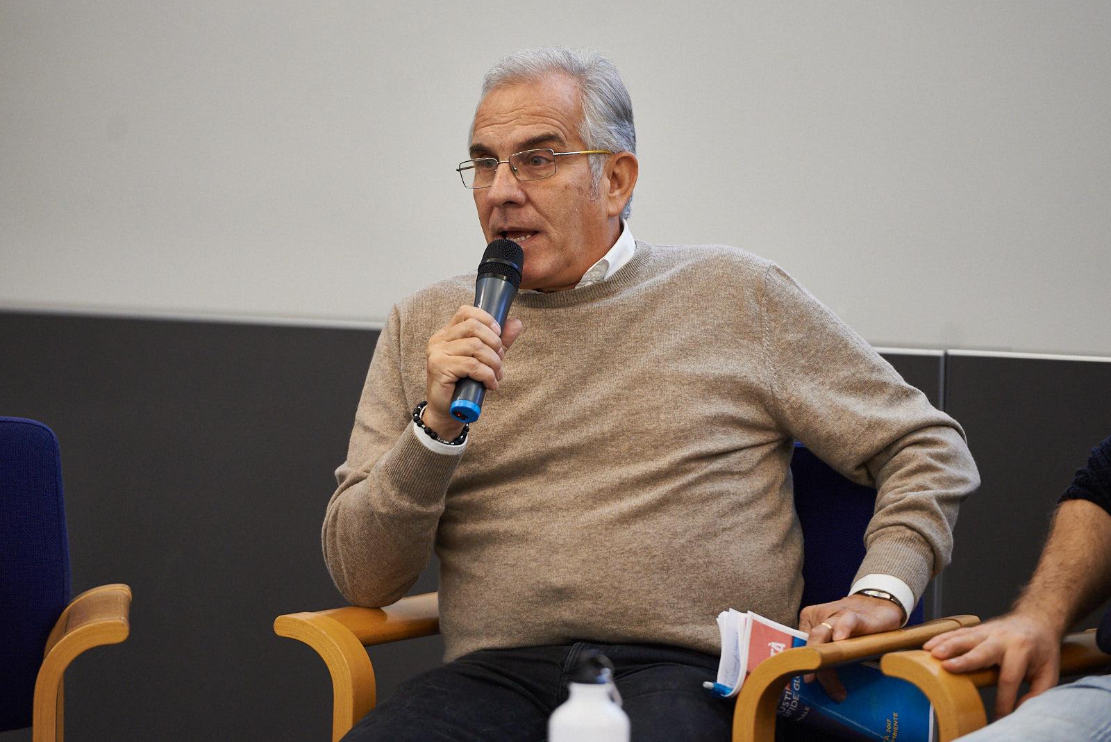Marco Marchei, maratoneta olimpico