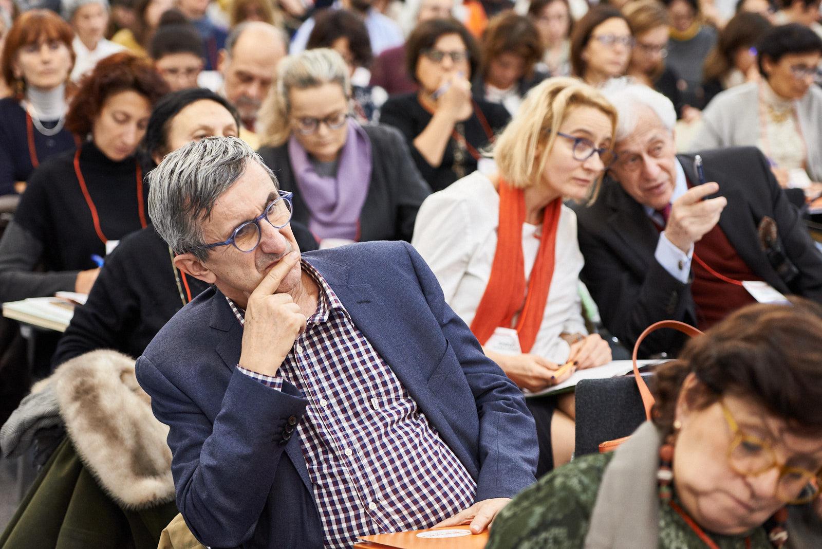 Amedeo Vigorelli, docente di Filosofia morale all'Università degli Studi di Milano