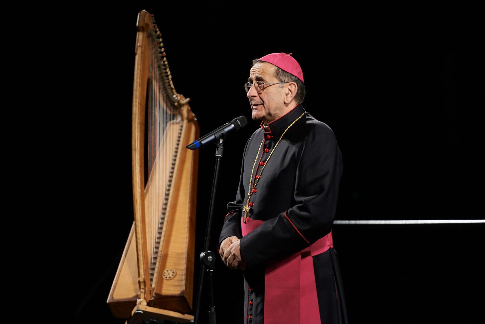 S.E.R. Mons. Mario Delpini, Arcivescovo di Milano