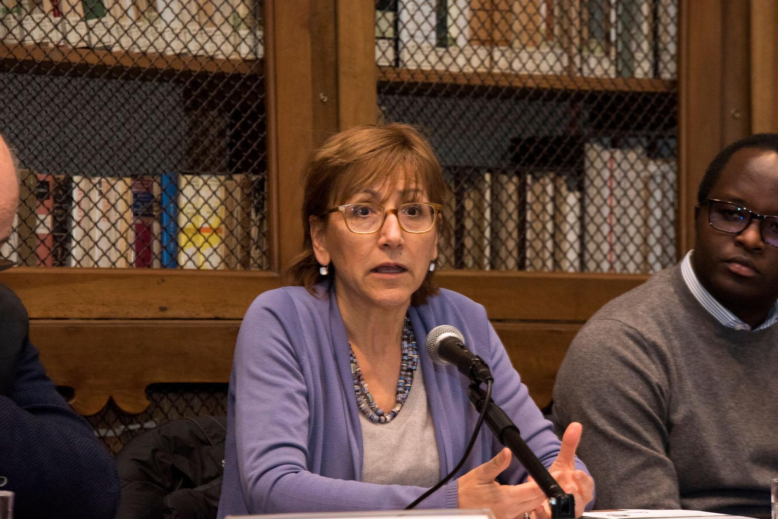 Milena Santerini, Ordinario di Pedagogia dell'Università Cattolica del Sacro Cuore, prima firmataria della Legge 212/2017