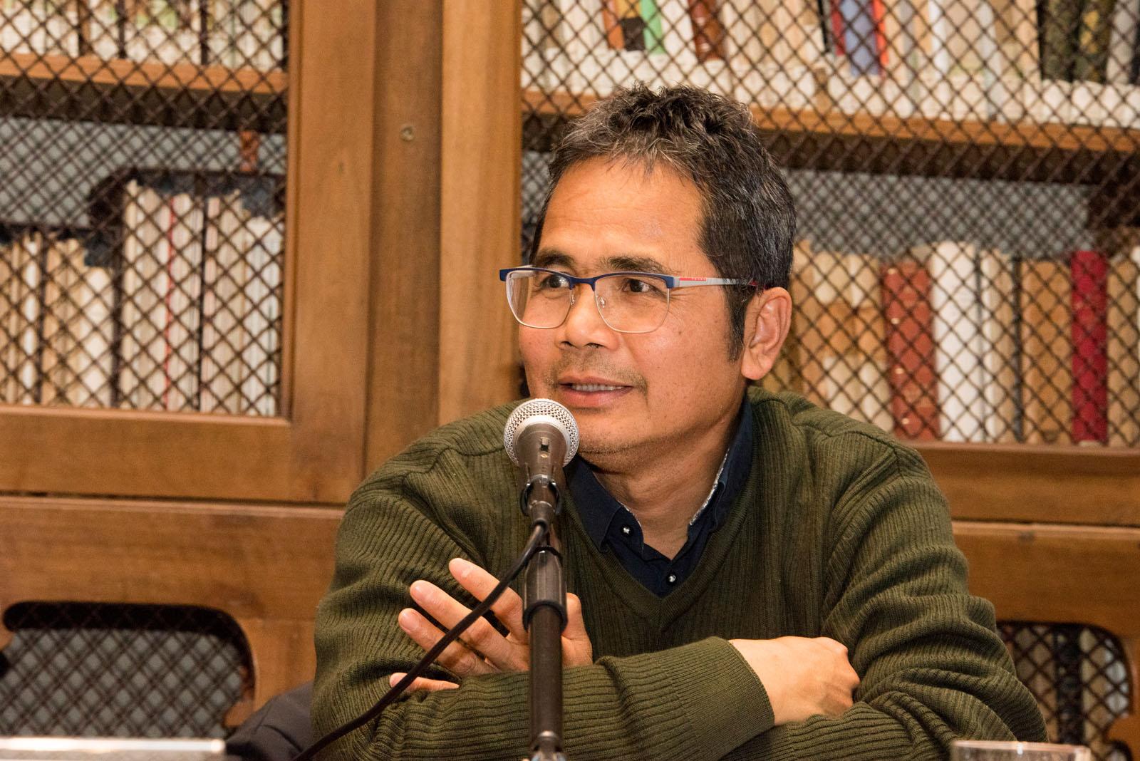 Tho Bovannrith Nguon, testimone del genocidio dei Khmer rossi in Cambogia