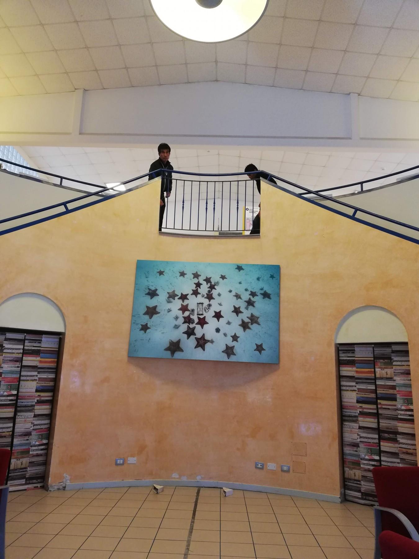 immagine realizzata da Anne de Carbuccia