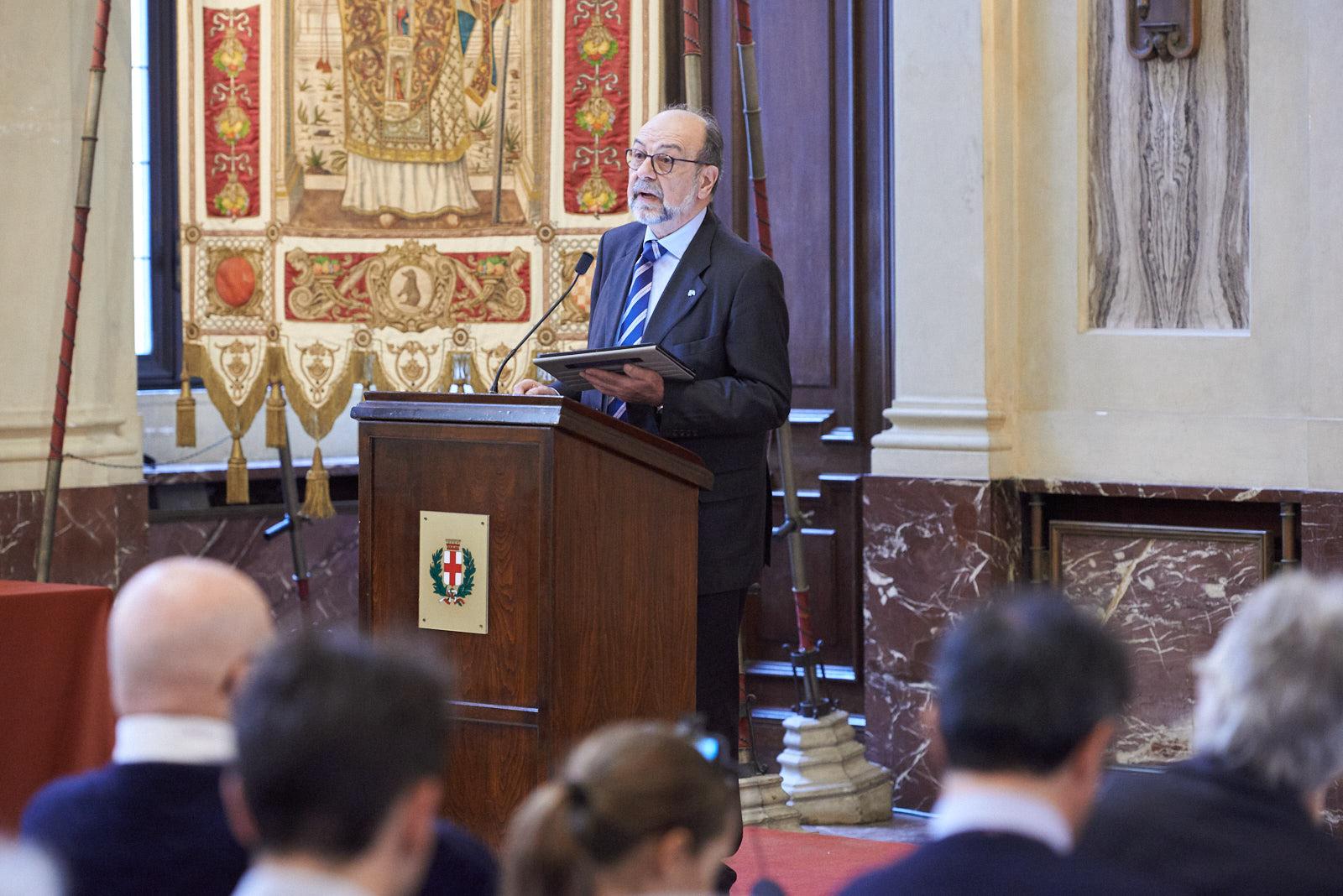 Giorgio Mortara, Vicepresidente UCEI