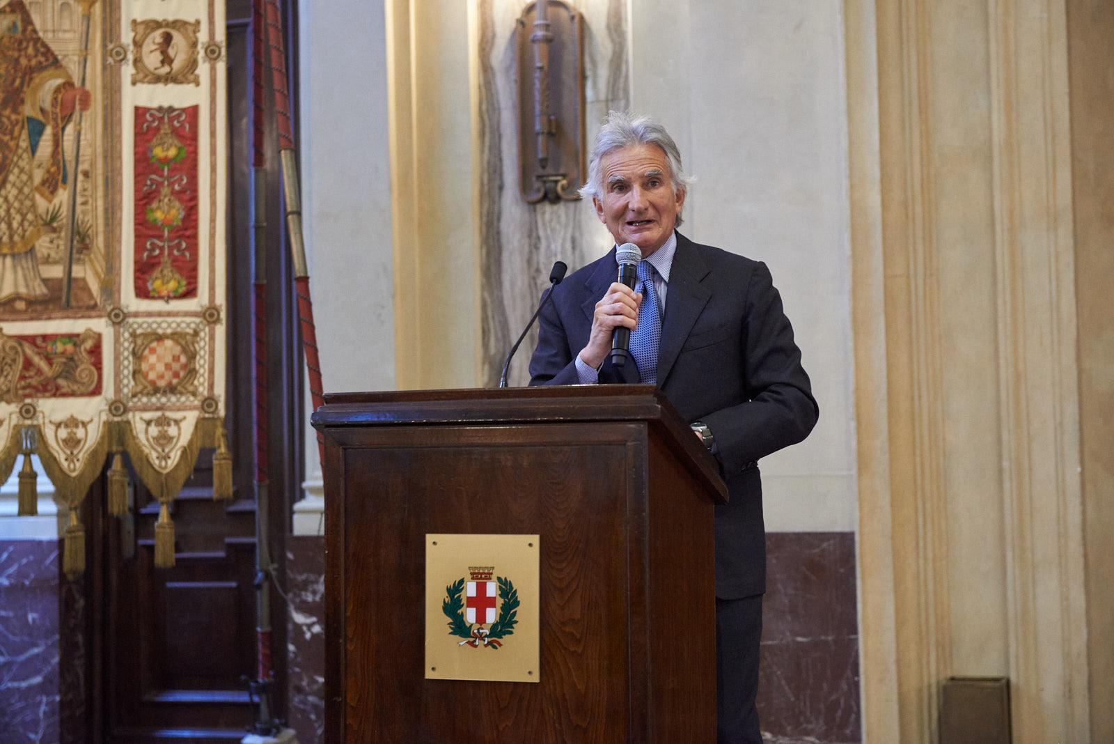 Il discorso del Giusto Andrea Angeli
