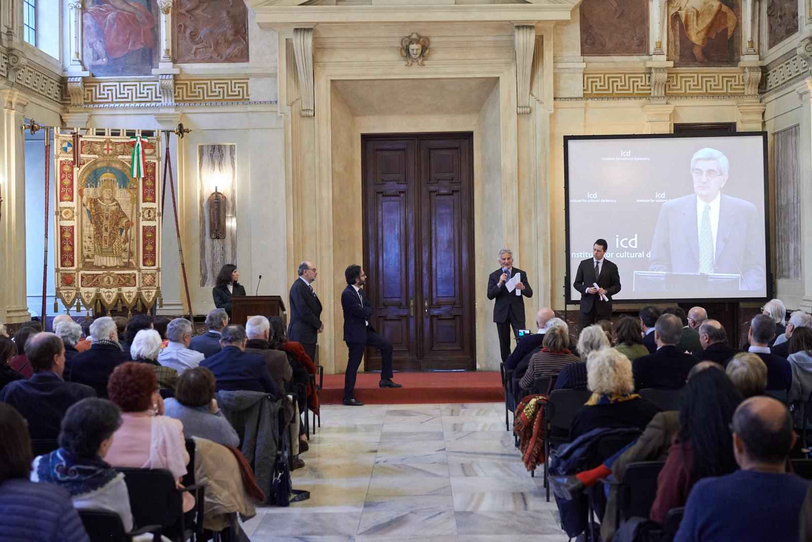 Andrea Angeli ricorda la figura di Giandomenico Picco