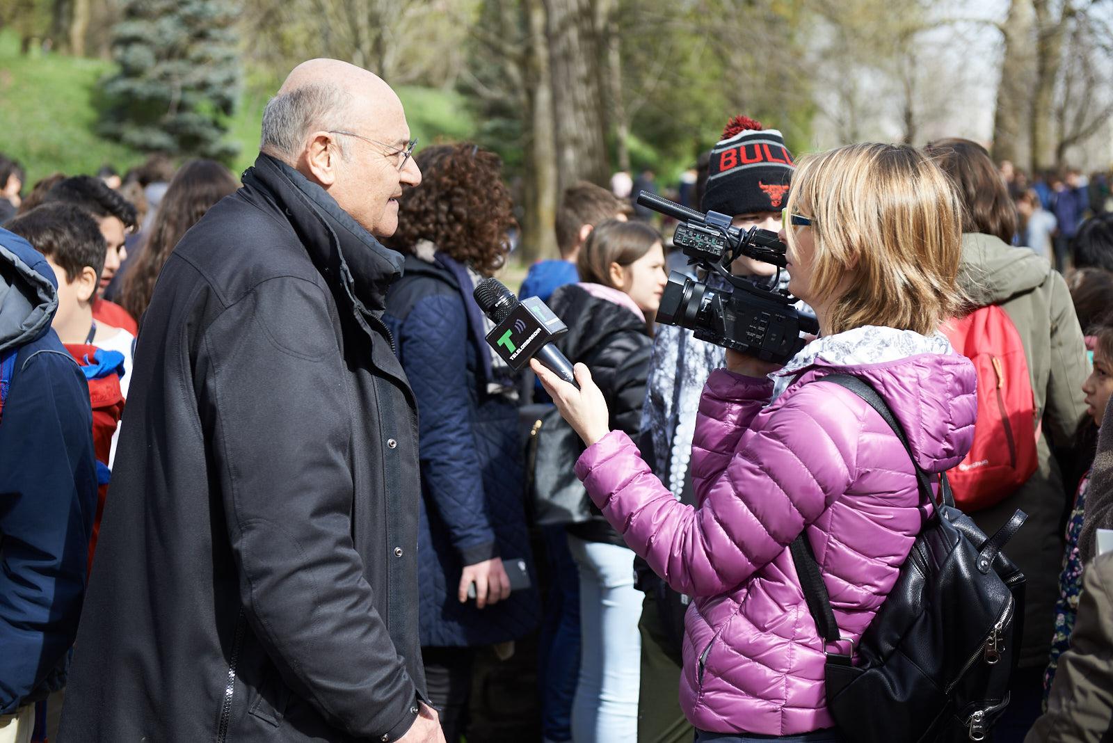 Interviste a Gabriele Nissim