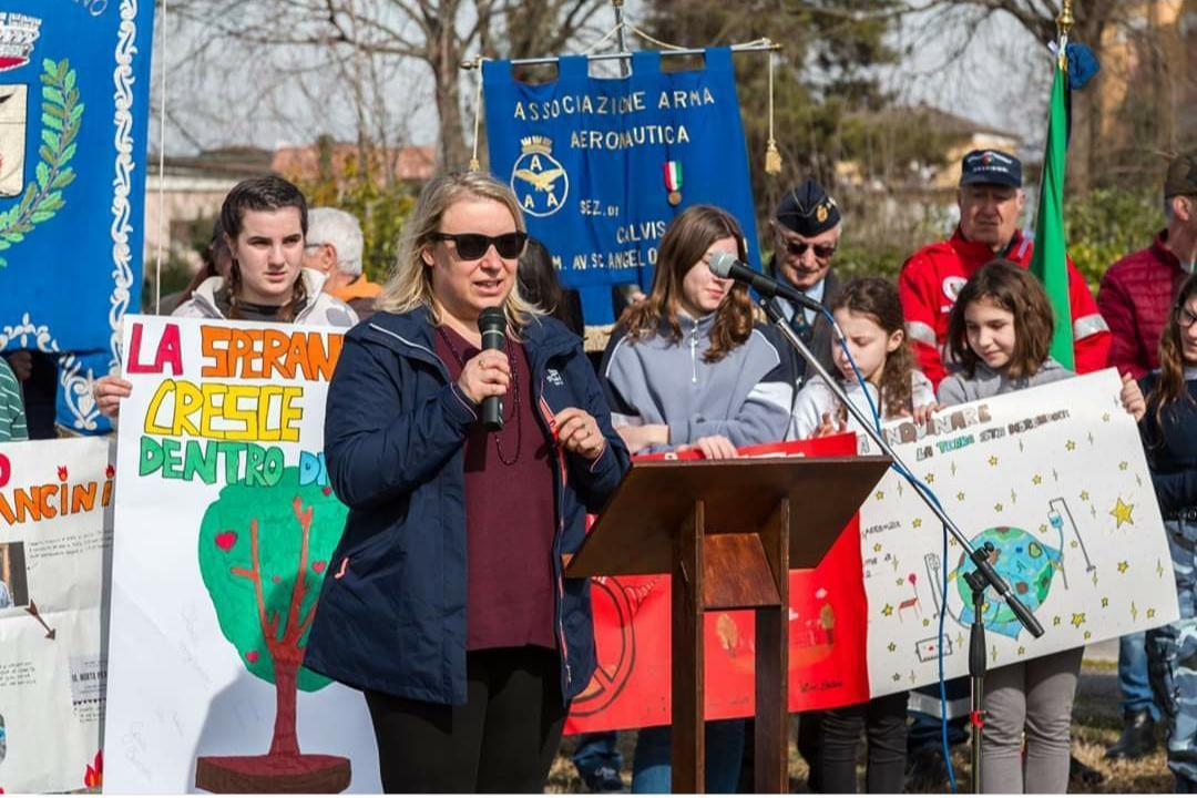 la Giornata dei Giusti dell'ambiente a Calvisano