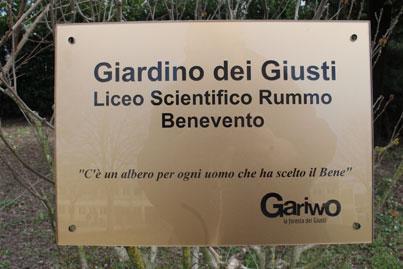 Il Giardino di Benevento