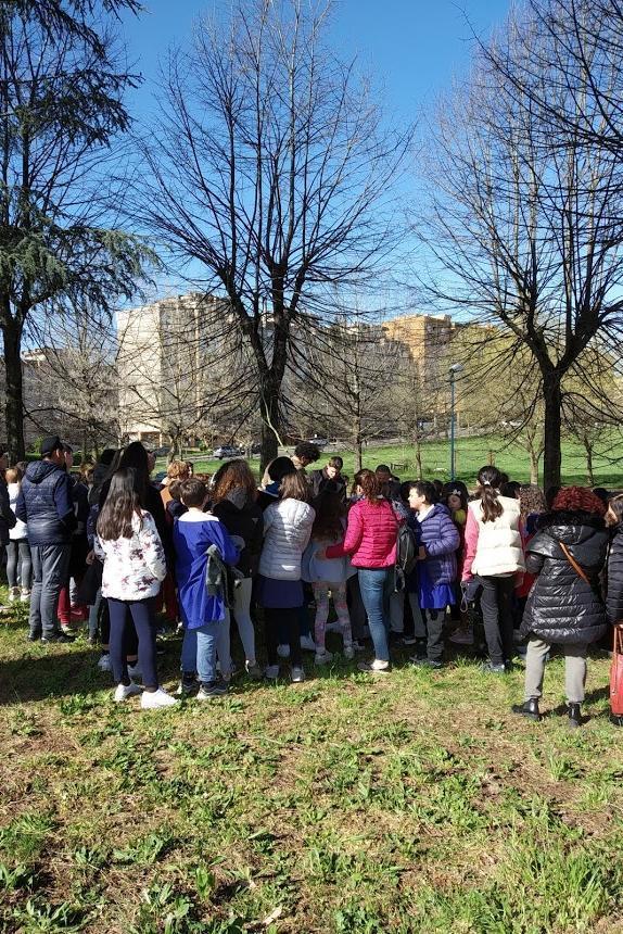 la Giornata dei Giusti nelle scuole di Cisterna di Latina