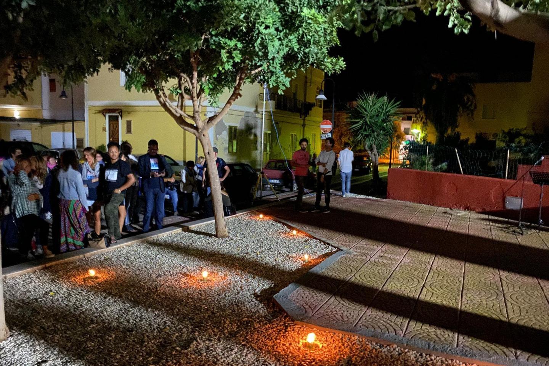 Nella notte tra il 2 e il 3 ottobre a Lampedusa, insieme per ricordare