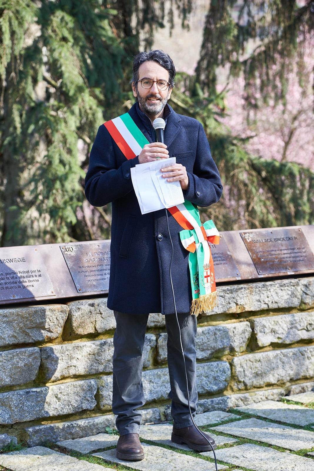 Intervento di Lamberto Bertolé, presidente del Consiglio comunale di Milano