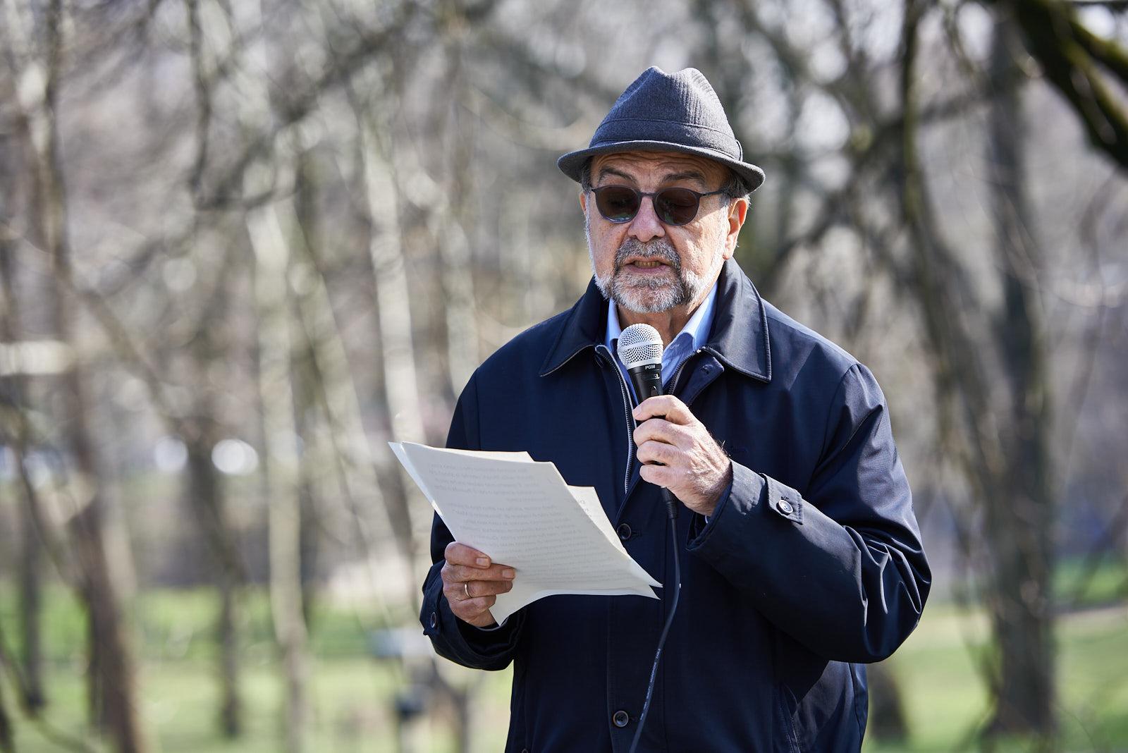 Intervento di Giorgio Mortara, vicepresidente UCEI