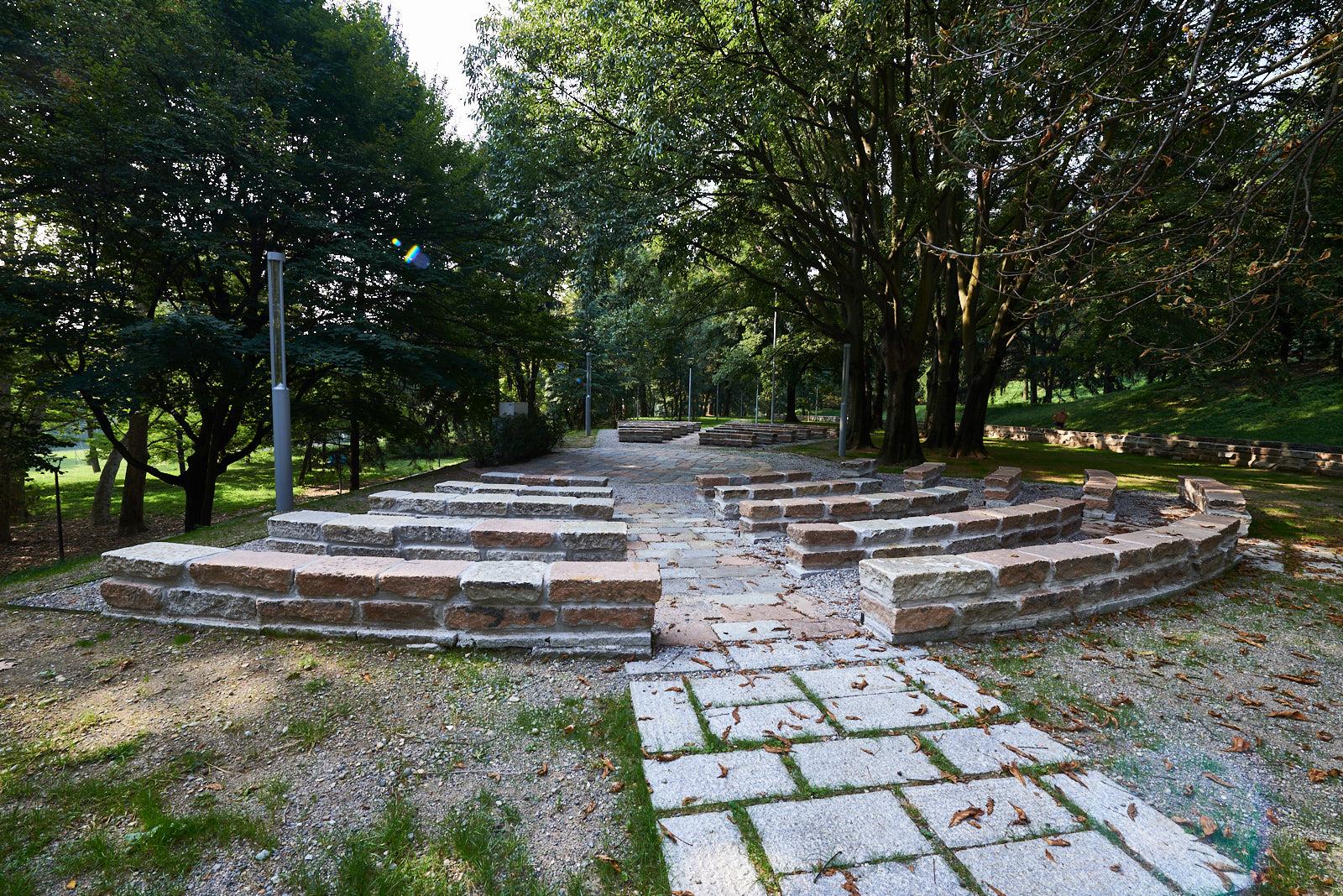 L'Anfiteatro Ulianova Radice