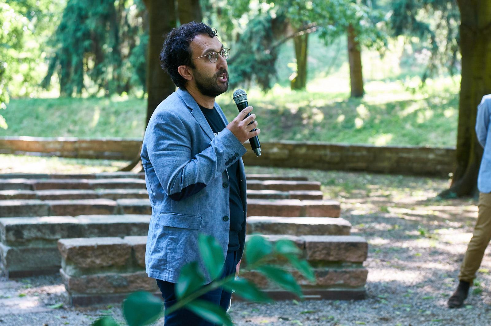 Cenap Aydin, docente turco esperto di dialogo interreligioso