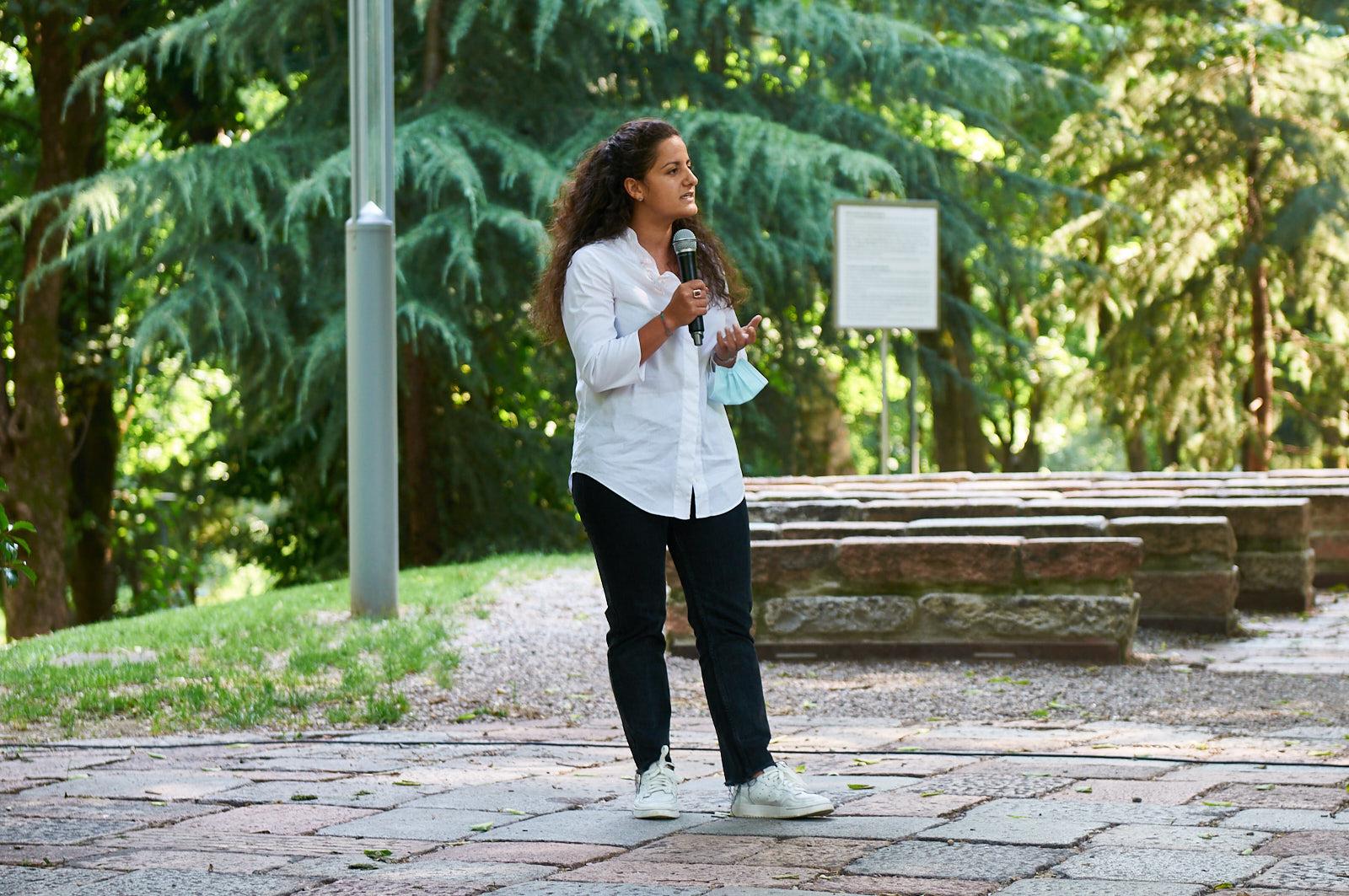 Francesca Gargiulo, psicologa dello sport