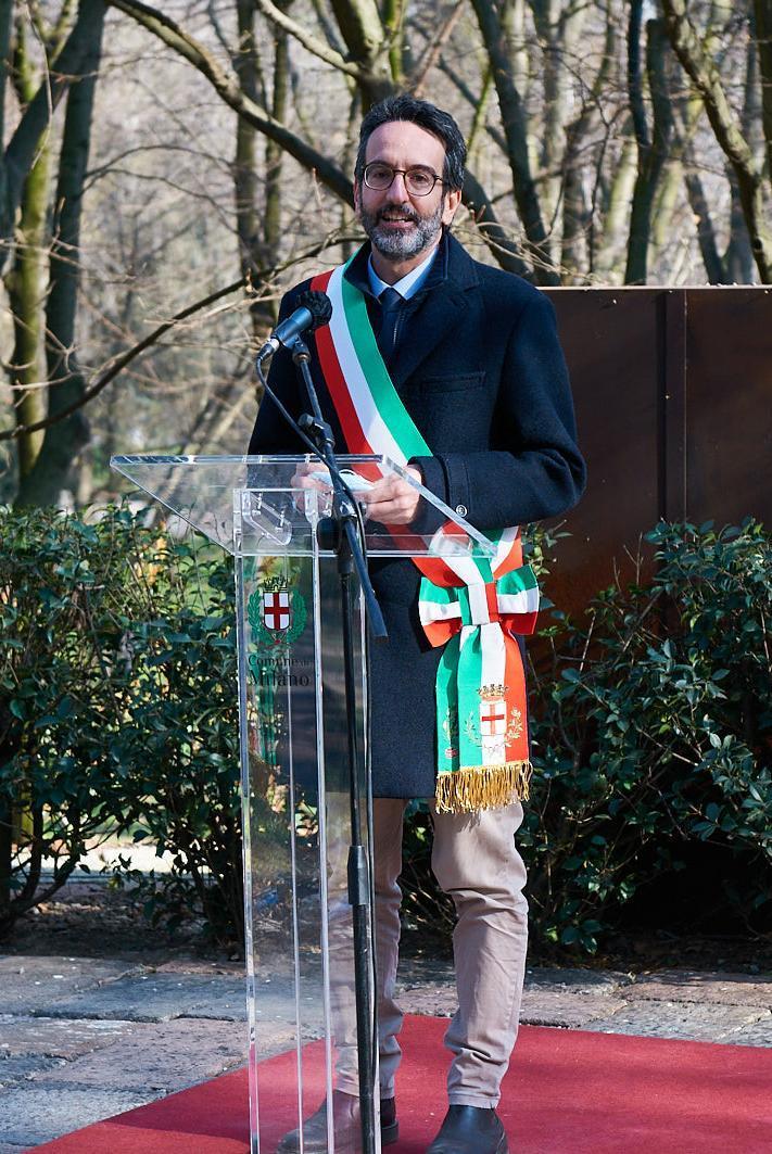 Il presidente del Consiglio comunale di Milano, Lamberto Bertolé
