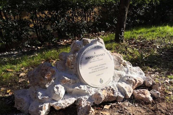 Giardino dei Giusti di Civita Castellana