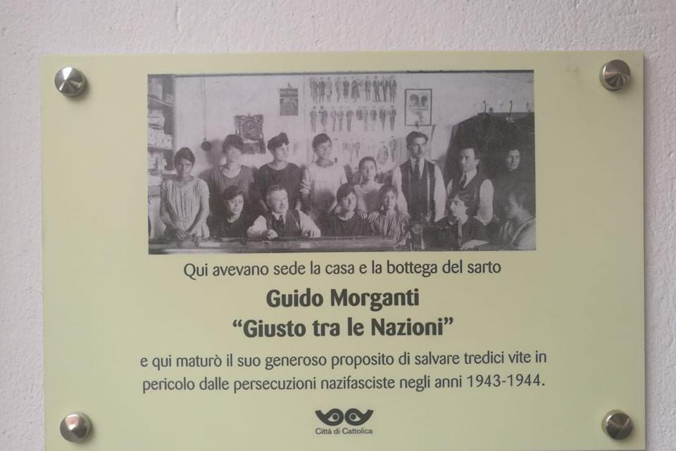 Il Comune di Cattolica ricorda Guido Morganti