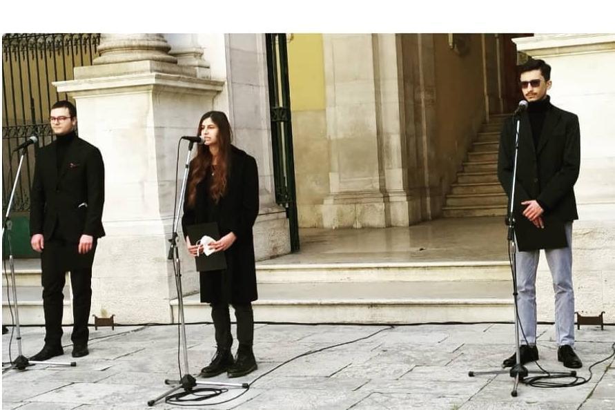 Il Liceo classico Leonardo da Vinci di Molfetta ricorda Rita Atria
