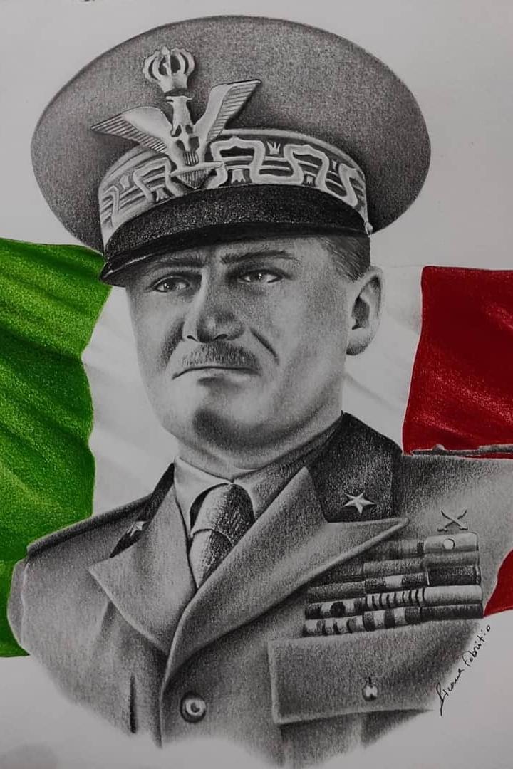 Un ritratto dedicato al Generale de' Castiglioni, il nuovo Giusto al Giardino Virtuale del Monte Stella
