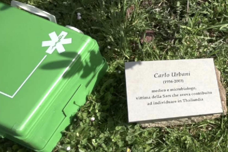 Carlo Urbani onorato a Perugia