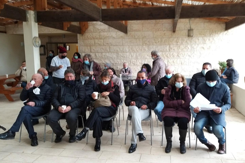 L'annuale evento per i Giusti a Neve Shalom Wahat al-Salam
