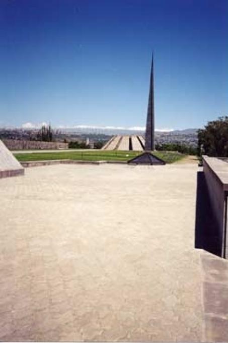 Il Museo del Genocidio a Yerevan