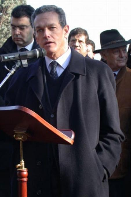 Il presidente della Comunità ebraica Roberto Jarach