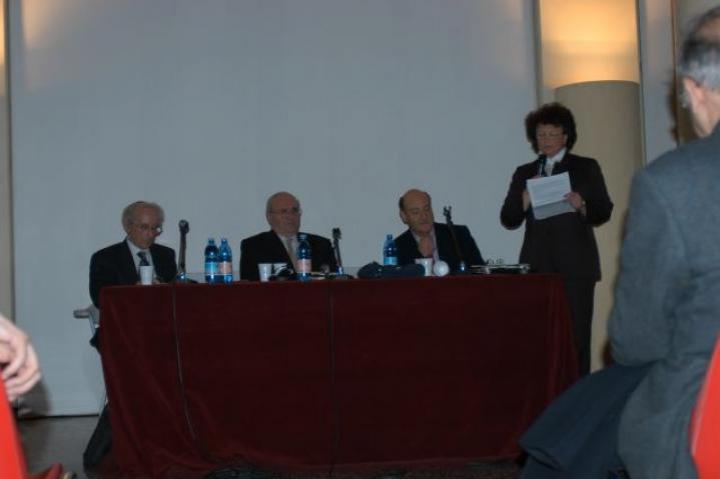 L'intervento di Liliana Picciotto Fargion
