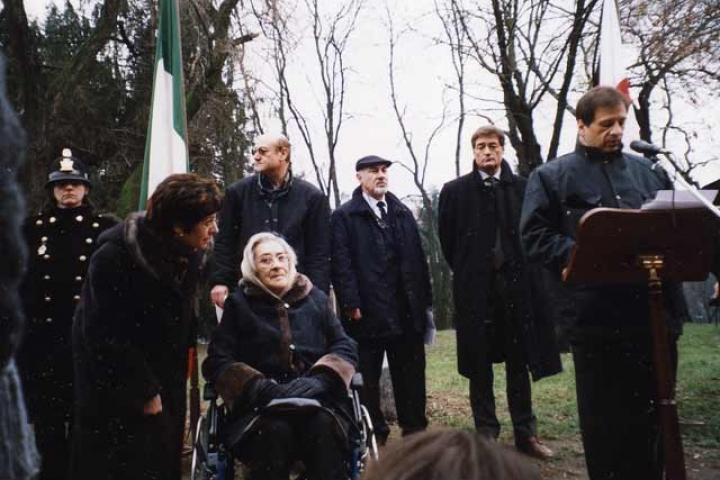 L'intervento di Giovanni Marra, presidente del consiglio comunale di Milano