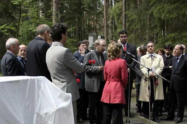 Parla Roginskij, presidente di Memorial di Mosca