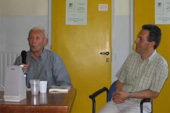 17.6.2007, Sambruson di Dolo (VE), Sala Croce Rossa