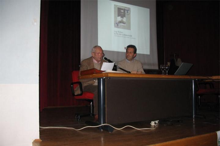 29.1.2008, S. Giorgio a Noale (VE), Sala teatrale