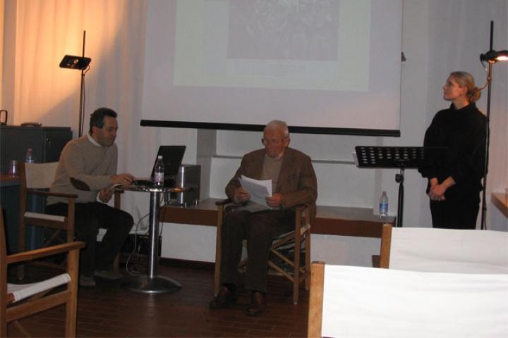 25.1.2008, Spinea (VE), Biblioteca Comunale