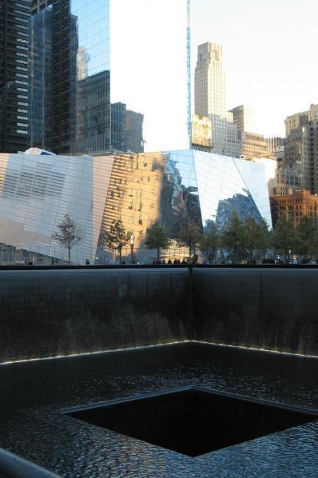 Lo spazio del World Trade Center