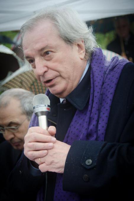 Antonio Ferrari, editorialista del Corriere della Sera e membro del Comitato scientifico di Gariwo