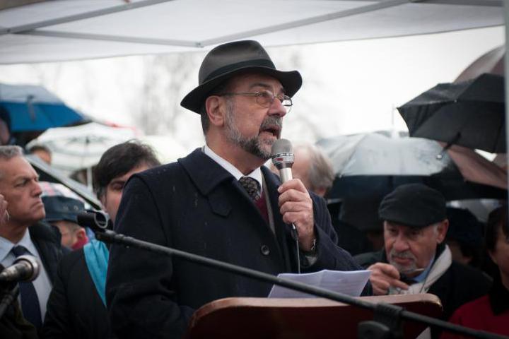 Giorgio Mortara, consigliere UCEI