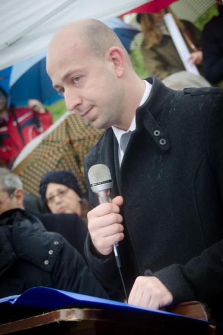Alexander Balabanov, pronipote di Dimitar Peshev