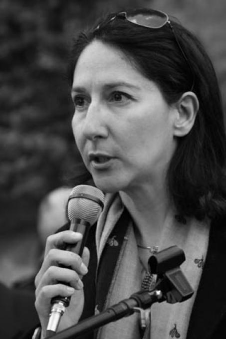 La docente Farian Sabahi