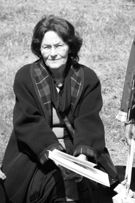 Paula Sawicka, collaboratrice di Marek Edelman