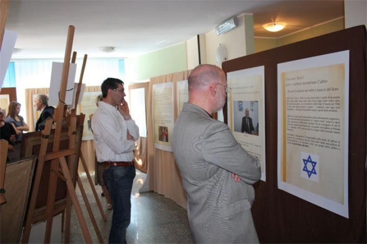 La mostra dedicata al Giusto tra le Nazioni
