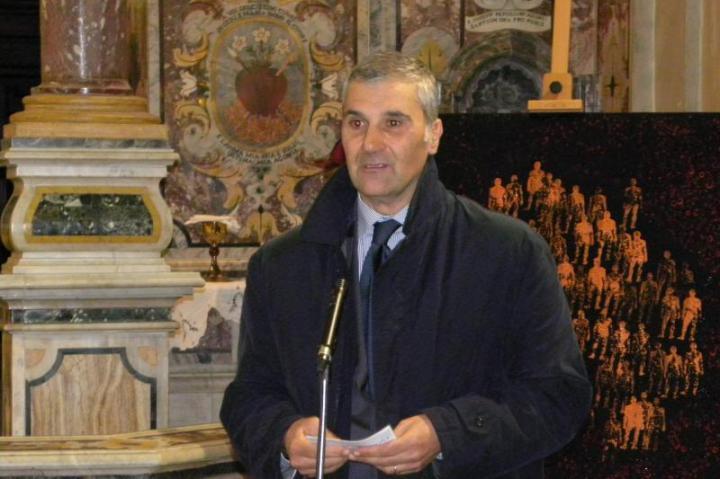 Il Questore di Benevento, dott. Salvatore La Porta