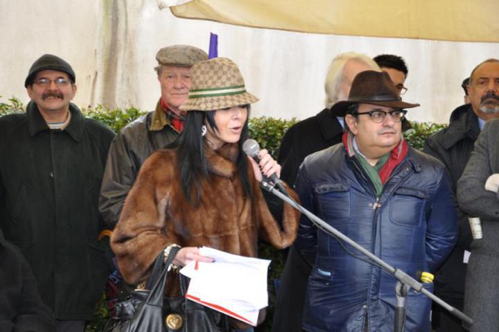 Francesca Nodari, direttore scientifico di Filosofi Lungo l'Oglio